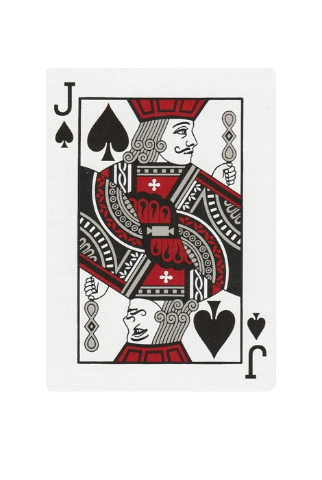 Buy smoke and mirrors rouge playing cards capital for Mirror spades